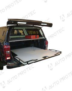 AutoProtec Truck Bed Slide Classic Premium - Renault Alaskan
