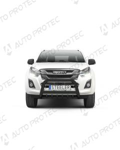 STEELER Front black bar type A - Isuzu D-Max