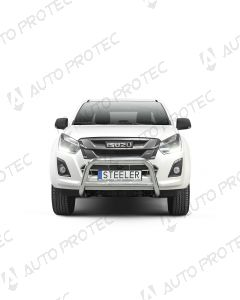 STEELER Front bar type C - Isuzu D-Max