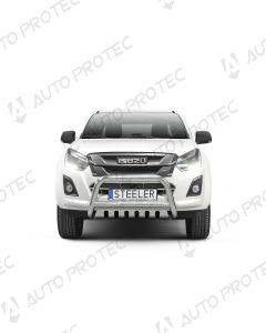STEELER Front bar type B - Isuzu D-Max