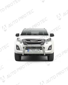 STEELER Front bar type D - Isuzu D-Max