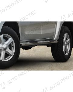 STEELER Side step type C - Isuzu D-Max