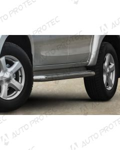 STEELER Side step type A - Isuzu D-Max