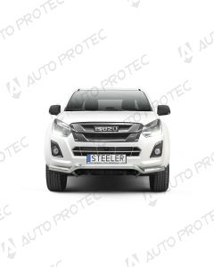 STEELER Front bar type G - Isuzu D-Max