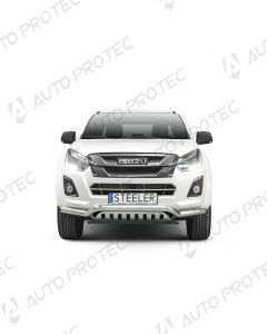 STEELER Front bar type F - Isuzu D-Max