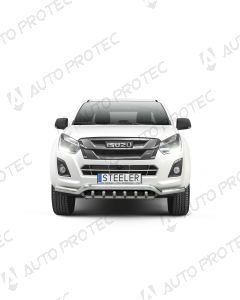 STEELER Front bar type E - Isuzu D-Max