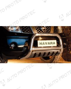 STEELER Front bar type B - Nissan Navara D40 3.0 V6
