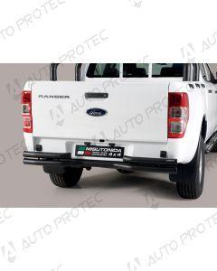 MISUTONIDA Überrollbügel schwarz - double Ford Ranger