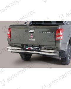 MISUTONIDA Überrollbügel - double Fiat Fullback