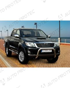 STEELER Front bar type A - Toyota Hilux 05-15