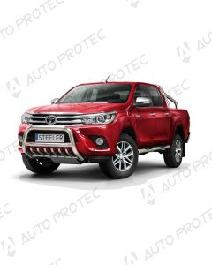 STEELER Front bar type A - Toyota Hilux