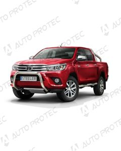 STEELER Front bar type D - Toyota Hilux