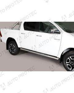 MISUTONIDA Schwellerrohre - design Toyota Hilux 15-