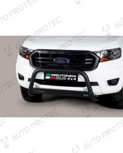 MISUTONIDA Frontbügel schwarz Ford Ranger 63 mm