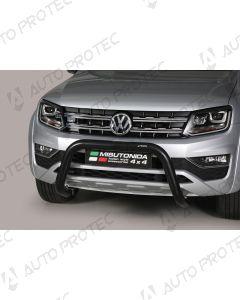 MISUTONIDA Frontbügel Volkswagen Amarok - 76 mm schwarz