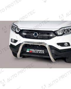 MISUTONIDA Frontbügel SsangYong Musso Grand 76 mm