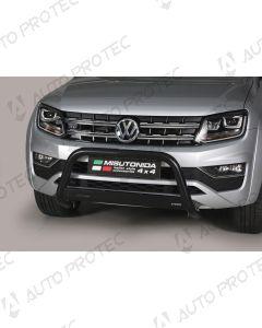 MISUTONIDA Frontbügel Volkswagen Amarok - 63 mm schwarz