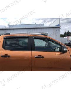 EGR Wind Deflectors 4 pieces – Ford Ranger 12-15