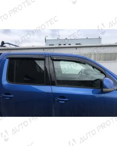 EGR Wind Deflectors 4 pieces – Volkswagen Amarok