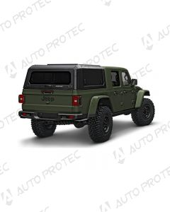Smartcap hardtop EVOs Sport – Jeep Gladiator Matte Black