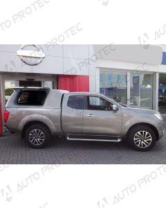 AutoProtec hardtop Starline – Nissan Navara KC pop-up side window