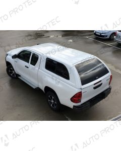 AutoProtec hardtop Extraline Fleet – Toyota Hilux EC sliding side window