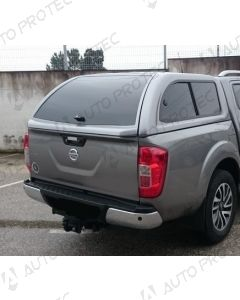 AutoProtec hardtop Extraline Fleet – Nissan Navara KC sliding side window