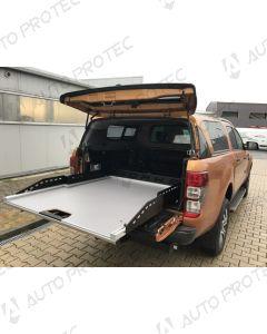 AutoProtec Ausziehbare Ladefläche Works Premium - Ford Ranger