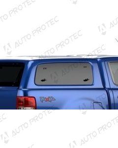 AEROKLAS Ford Ranger boční okno výklopné nahoru - pravé