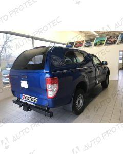AutoProtec hardtop Longline - Ford Ranger SC sliding side window