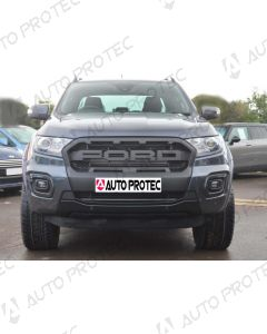 AutoProtec Front Grill – Ford Ranger Wildtrak 19-