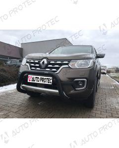 MISUTONIDA Frontbügel schwarz Renault Alaskan 76 mm