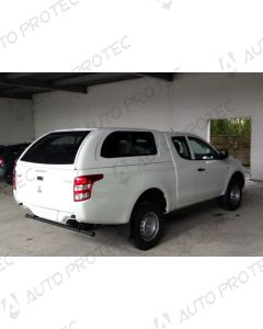 AutoProtec hardtop Extraline Fleet – Mitsubishi L200 sliding side window