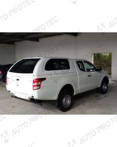 AutoProtec hardtop Extraline Fleet – Fiat Fullback EC sliding side window