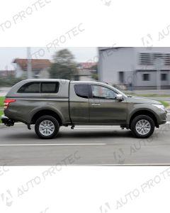 AutoProtec hardtop Extraline – Fiat Fullback EC sliding side window
