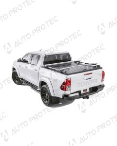 EGR Black Aluminium Tonneau cover - Toyota Hilux