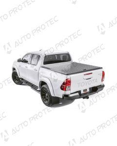 EGR Silver Aluminium Tonneau cover - Toyota Hilux