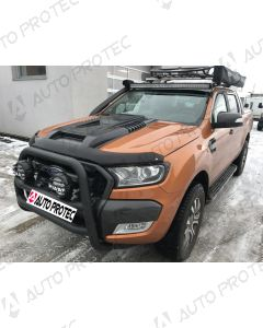 AutoProtec Hood Scoop Type A – Ford Ranger