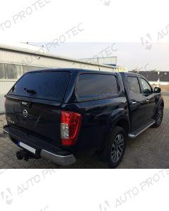 AEROKLAS hardtop Nissan Navara - Commercial