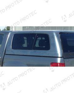 AEROKLAS Isuzu D-Max boční okno výklopné do boku – levé