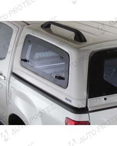 AEROKLAS Isuzu D-Max boční okno výklopné nahoru - levé