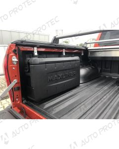 Maxliner Storage Case - drivers side Toyota Hilux