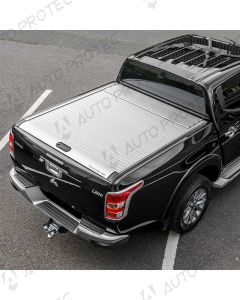 Mountain Top Roll Cover silver - Fiat Fullback EC