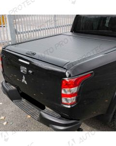 Mountain Top Roll Cover black - Fiat Fullback EC