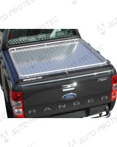 Mountain Top aluminium cover Style HD – Ford Ranger SC