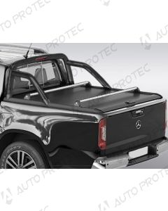 Mountain Top Cargo carries for roll cover - Mercedes-Benz X-Class