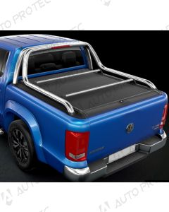 Red Rock cargo carriers for roll cover – Volkswagen Amarok
