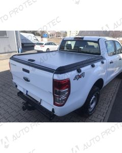Mountain Top Roll Cover silver - Ford Ranger Raptor
