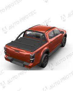 Mountain Top Roll Cover black - Isuzu D-Max 2020-