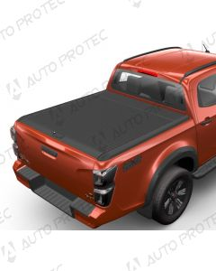 Mountain Top Roll Cover black - Isuzu D-Max SC 2020-